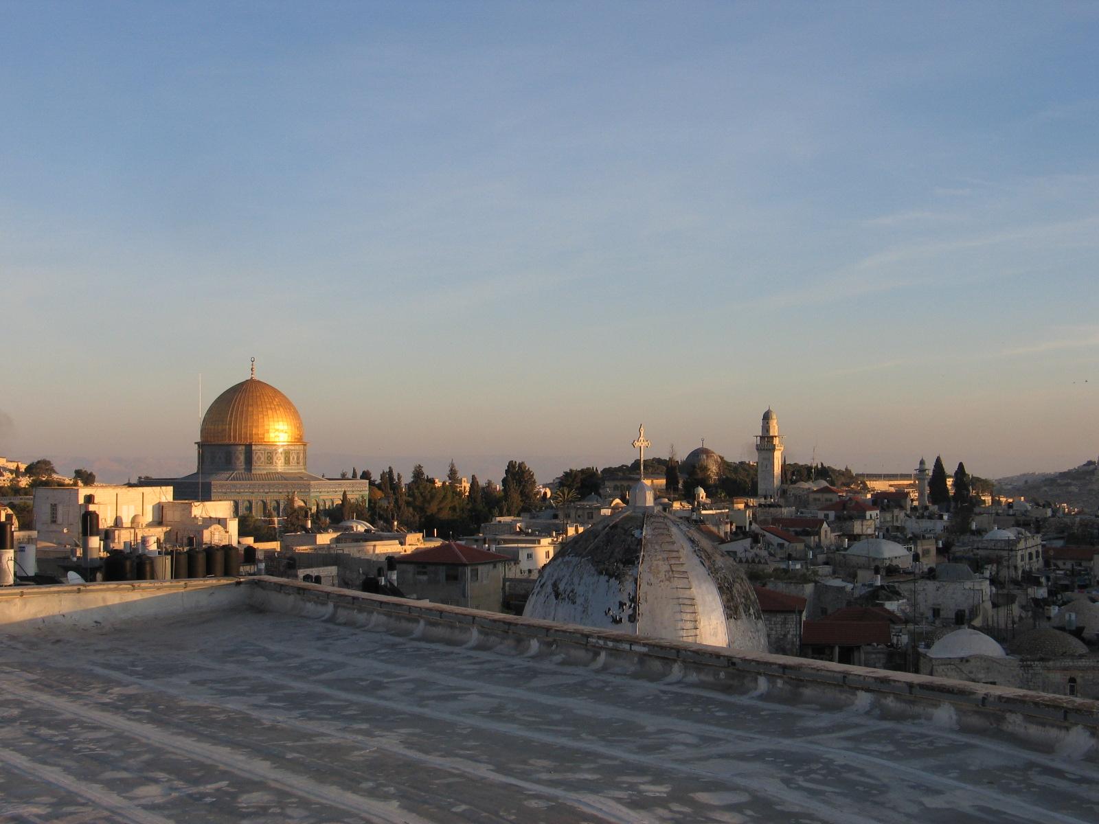 Jerusalem österreichisches Hospiz