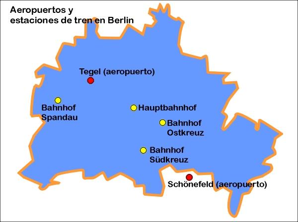 Guia turistica de Berlin 1 Monumentos en Berlin Viaje a Berlin