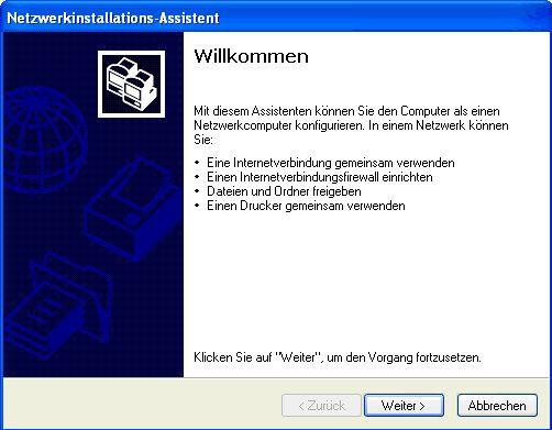 Netzwerk Einrichten Unter Windows Xp Pc Miteinander Verbinden