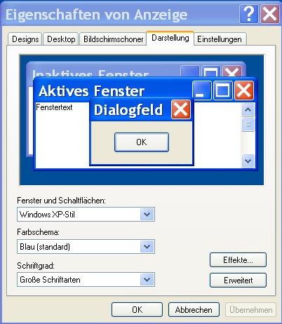 inaktive symbole einblenden windows 10